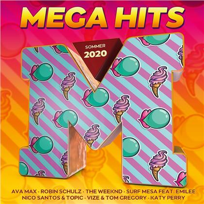 MegaHits-Sommer 2020 (2 CDs)
