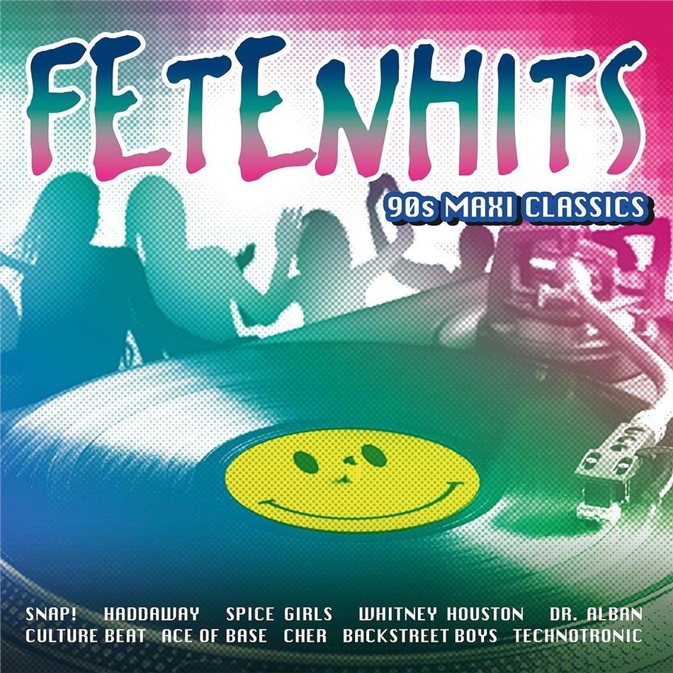 Fetenhits 90'S Maxi Classics (3 CDs)
