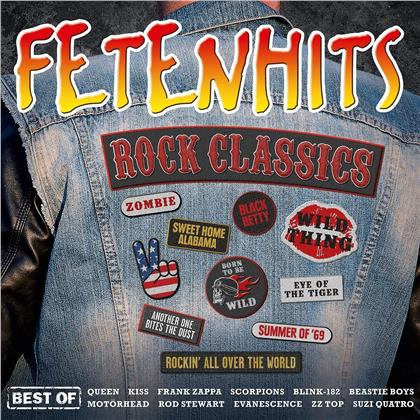 Fetenhits Rock Classics Best Of (3 CDs)