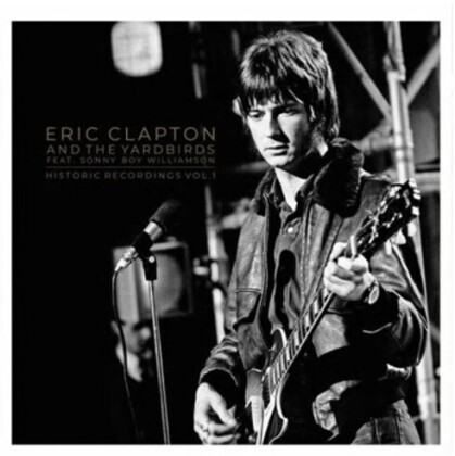 Eric Clapton - Historic Recordings Vol.1 (2 LPs)