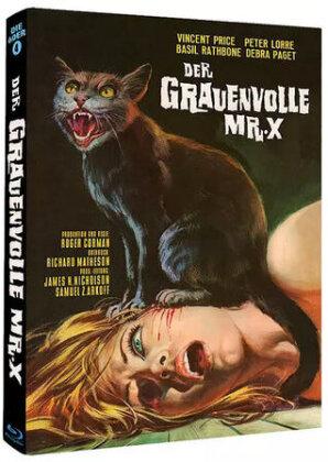 Der grauenvolle Mr. X (1962) (Cover B, Phantastische Filmklassiker, Edizione Limitata, Mediabook)