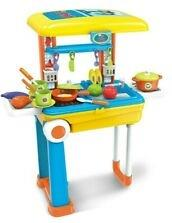 Playsets - Lil Chef Boys Mobile Suitcase Playset