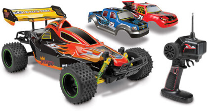 Rc Vehicles - Triple Threat 3 In 1 Hobby 1:12 Rtr Electric Rc