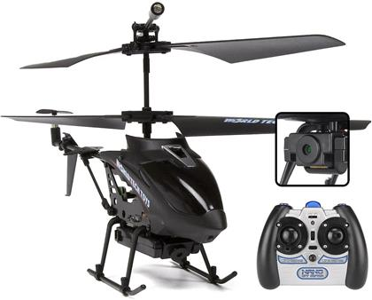 Rc Helicopters - 3.5Ch Nano Spy Ir Camera Gyro Helicopter Video