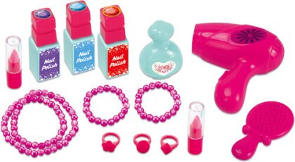 Playsets - Lil Beauty Mobile Suitcase Playset