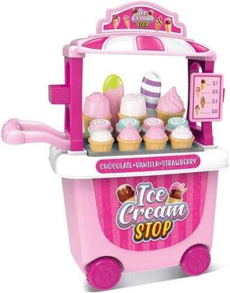Playsets - Ice Cream Cart Playset