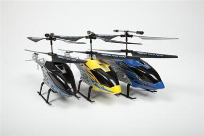 Rc Helicopters - 2Ch Rex Hercules Ir Unbreakable Helicopter