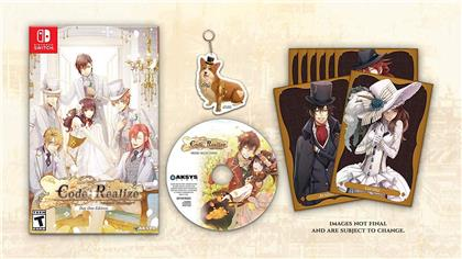 Code - Realize Future Blessings (Day One Edition)