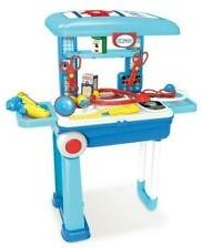 Playsets - Lil Doctor Mobile Suitcase Playset