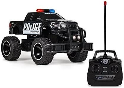 Rc Vehicles - Ford F 150 Svt Raptor Police Pursuit 1:24 Rtr