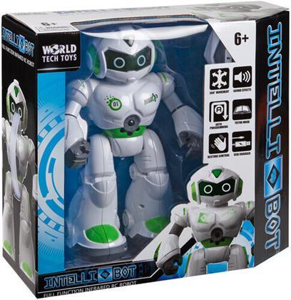 Rc Figures - Intelli Bot Rc Robot