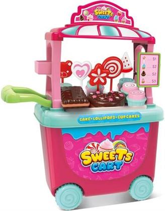 Playsets - Sweets Cart Playset