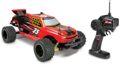 Rc Vehicles - 1:12 Land King Remote Control Truggy
