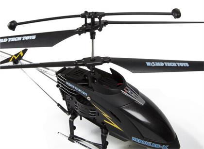 Rc Helicopters - 3.5Ch Hercules X Remote Control Unbreakable
