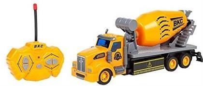 Rc Vehicles - Big Kids Construction 1:48 Rc Cement Mixer Truck