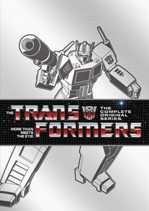 The Transformers - The Complete Original Series (15 DVDs)