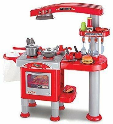 Playsets - Kids Kitchen 40 Piece Playset