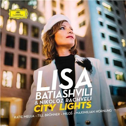 Lisa Batiashvili, Nikoloz Rachveli, Till Brönner, Maximilian Hornung, Charles Chaplin, … - City Lights