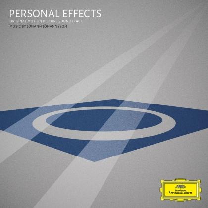 Johann Johannsson - Personal Effects - OST (LP)
