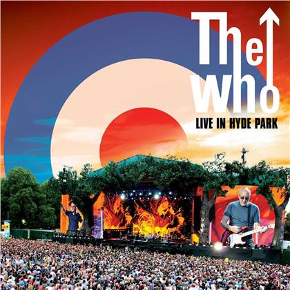 The Who - Live In Hyde Park (2020 Reissue, Colored, 3 LPs)