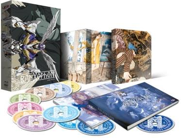 Rahxephon - L'intégrale (Collector's Edition, 4 Blu-ray + 7 DVD)