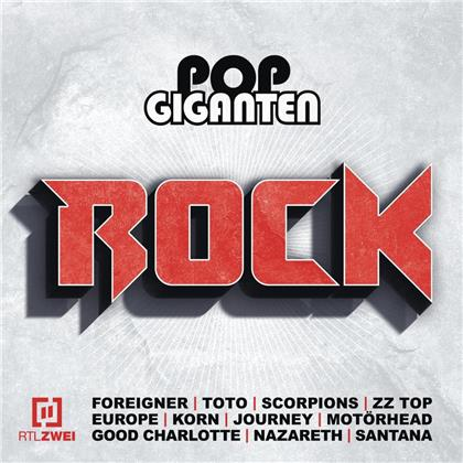 Pop Giganten Rock (3 CDs)