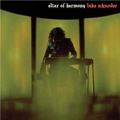 Luke Schneider - Altar Of Harmony (Third Man Records, LP)