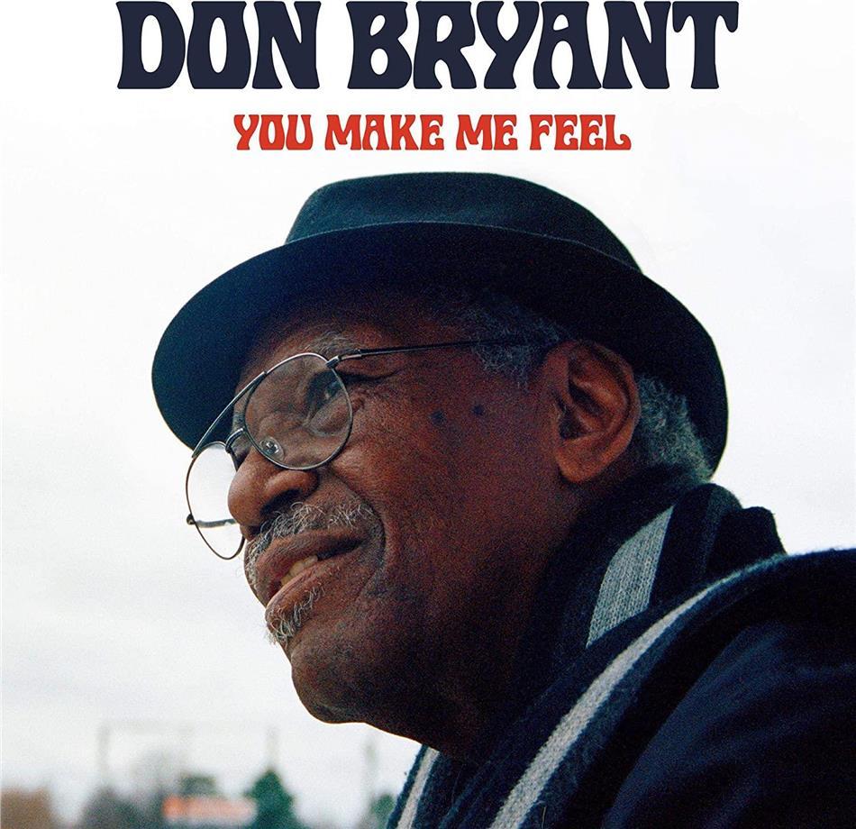 Don Bryant - You Make Me Feel (Digipack, Fat Possum Records)