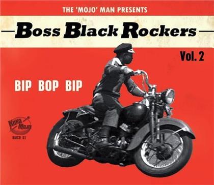 Boss Black Rockers - Boss Black Rockers Vol.2 - Bip Bop Bip