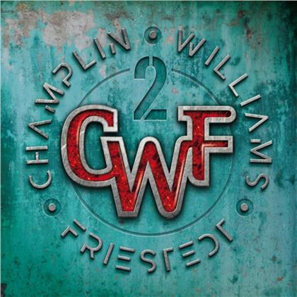 Bill Champlin (Ex-Chicago), Joseph Williams (Toto) & Peter Friestedt - II (LP)