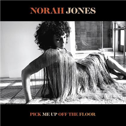 Norah Jones - Pick Me Up Off The Floor (CH Exclusive, Limited Edition, B&W Vinyl, LP)