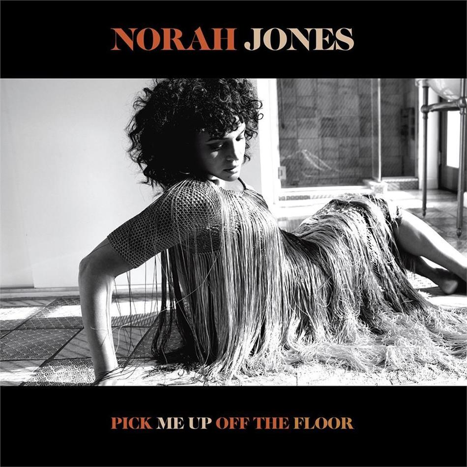 Norah Jones - Pick Me Up Off The Floor (CH Exclusive, Limited Edition, B&W Vinyl, LP)
