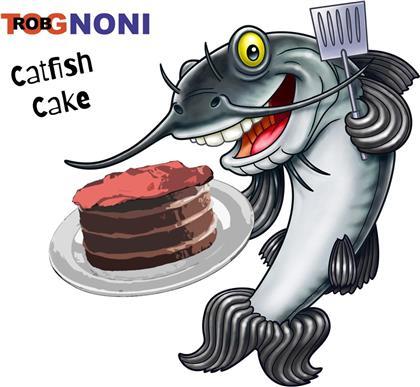 Rob Tognoni - Catfish Cake