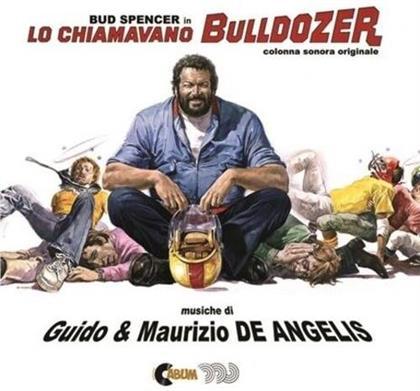 Guido De Angelis & Maurizio De Angelis - Lo Chiamavano Bulldozer - OST (LP)