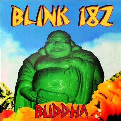 Blink 182 - Buddha (2020 Reissue, Limited Edition, Gold Vinyl, LP)