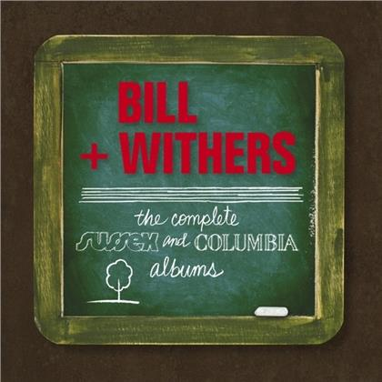 Bill Withers - Complete Sussex & Columbia Album Masters (Music On CD, 9 CDs)