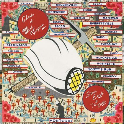 Steve Earle & The Dukes - Ghosts Of West Virginia (LP)