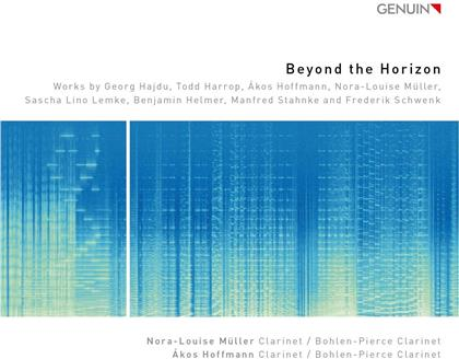 Georg Hadju (*1960), Todd Harrop (*1970), Akos Hoffmann (*1973), Nora-Louise Müller (*1977), Sascha Lino Lemke (*1976), … - Beyond The Horizon
