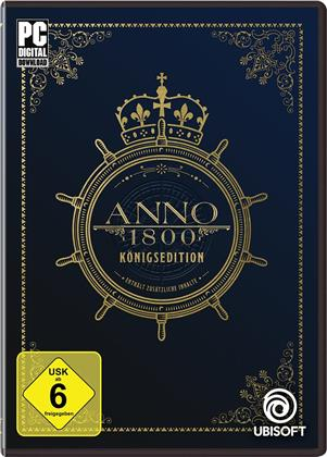 Anno 1800 (Code in a Box) - (Königsedition)