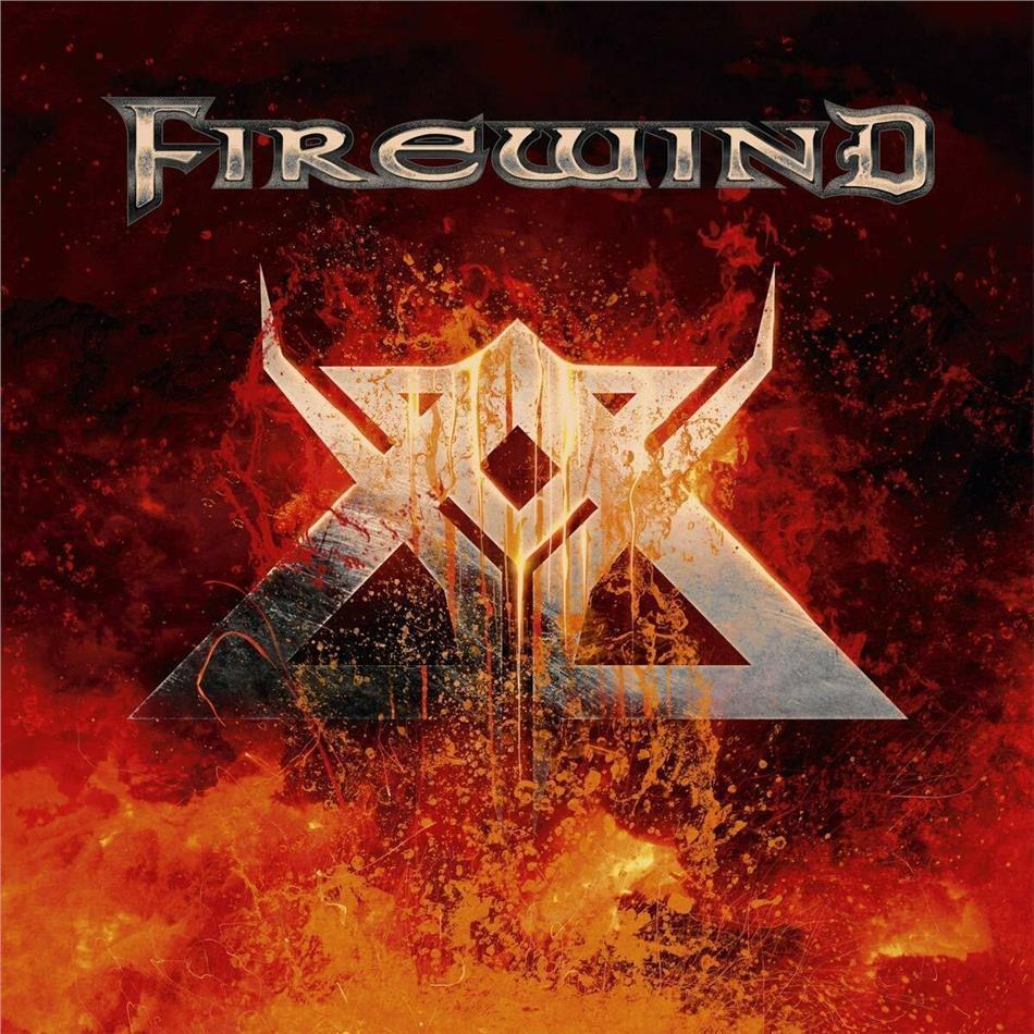 Firewind - --- (Limited Gatefold, Orange Vinyl, LP)