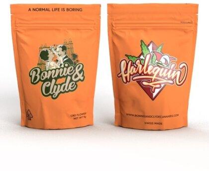 Bonnie & Clyde Ice Cream (8.4g) - (11% CBD 0.4% THC)