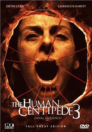 The Human Centipede 3 - Final Sequence (2015) (Kleine Hartbox, Uncut)