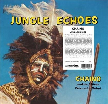 Chaino & His African Perc - Jungle Echoes (LP)