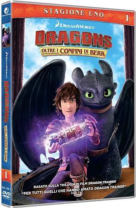 Dragon Trainer - Oltre i confini di Berk - Stagione 1 (2 DVDs)