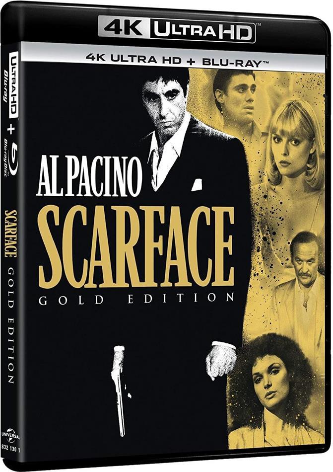 Scarface (1983) (4K Ultra HD + Blu-ray)