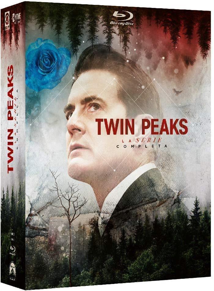 Twin Peaks - La Serie Completa (16 Blu-rays)