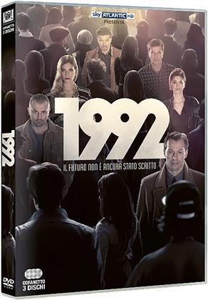 1992 - Il futuro non è ancora stato scritto (Neuauflage, 3 DVDs)