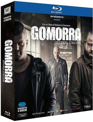 Gomorra - Stagione 2 (Neuauflage, 4 Blu-rays)