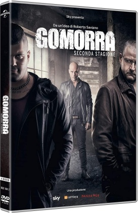 Gomorra - Stagione 2 (New Edition, 4 DVDs)