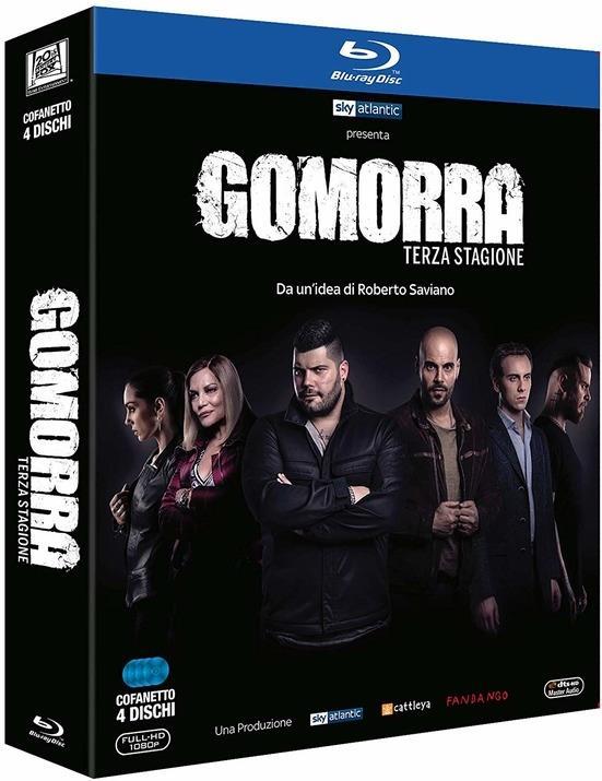 Gomorra - Stagione 3 (Neuauflage, 4 Blu-rays)
